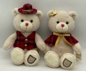 Мягкая игрушка Медвежонок (мальчик/девочка) 23 см