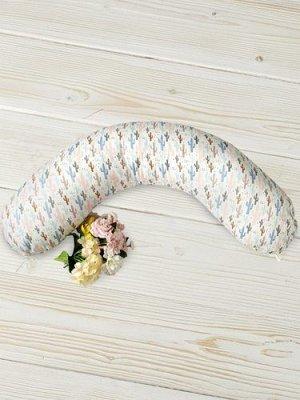 """Подушка для беременных """"AmaroBaby"""" 170*25 см. Техас"""
