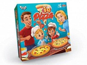 Игра настольная  IQ Pizza,25*25*4 см