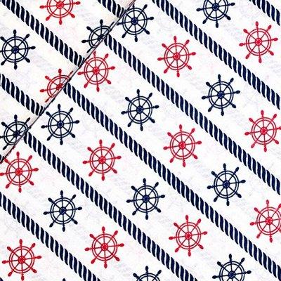 Рукоделочка. Фетр, бусины, ткани - быстрая доставка — Бязь - хлопок попроще качеством — Ткани