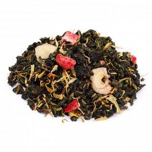 Чай Клубнично-банановый смузи