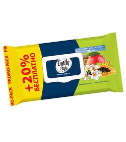 ПРОМО Emily Style Королевский десерт 120 шт., упаковка с крышкой (+20% БЕСПЛАТНО)