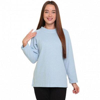 Cotton и Silk — фабрика домашнего текстиля для всей семьи — Женское, Блузы, водолазки — Блузы