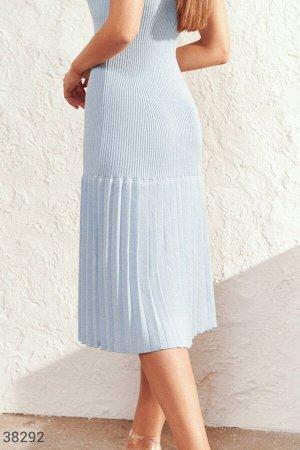 Универсальное платье из трикотажа