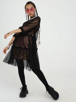 Комплект: из двух платьев