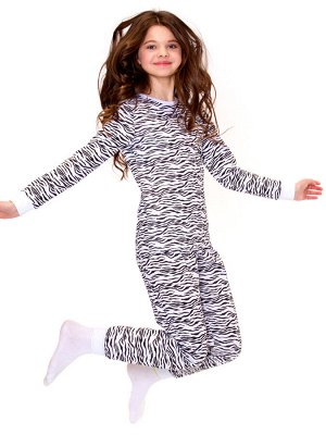 Пижама для девочек арт 11402