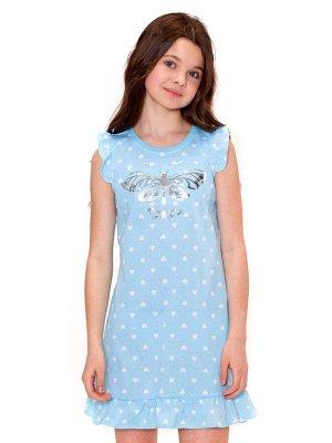 Сорочка для девочек арт 11369