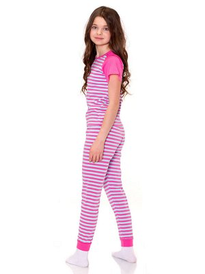 Пижама для девочек арт 11040