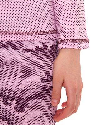 Пижама для девочек арт 11372