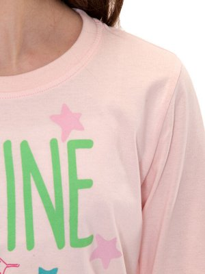 Пижама для девочек арт 11376