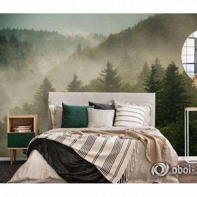 D Фотообои по Вашим индивидуальным размерам! 💯 (12.04.2021) — D Фотообои. Туманный лес. По Вашим размерам — Отделка для стен и потолков
