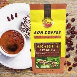 Молотый кофе Son Coffee Арабика 500 гр