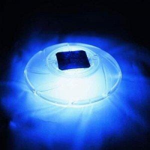 Плавающая лампа на солнечной батарее