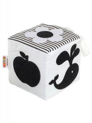 Кубик «Бизикубик. Черно-белый»
