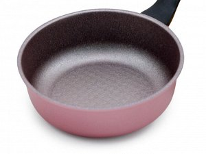 Сковорода Ecoramic 20 см ВОК с каменным антипригарным покрытием без крышки