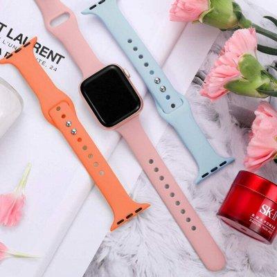 ⇒TOP-Аксессуары для смартфонов📲Защитные стёкла*Чехлы — Разнообразие цветов! Ремешки для Apple Watch — Телефоны и смарт-часы
