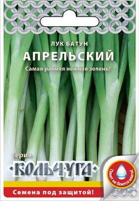 """Лук батун Апрельский """"Кольчуга NEW"""""""