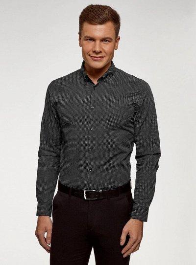 Oodjii верхняя одежда со скидками — Мужская коллекция. Рубашки. Рубашки с длинным рукавом