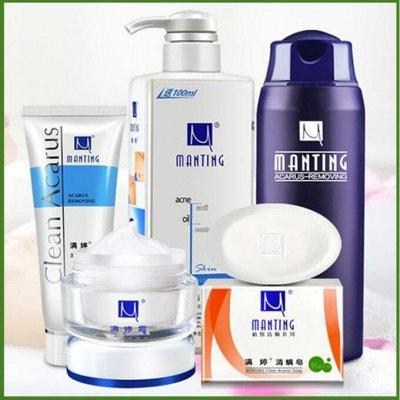 Серия MANTING (Мантинг) для проблемной кожи — Серия MANTING (Мантинг) для проблемной кожи — Уход проблемной кожи