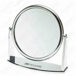 Зеркало косметическое настольное, Dewal MR-425