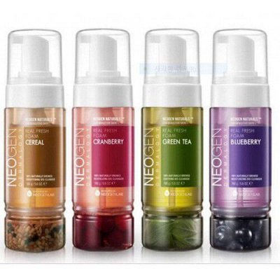 Premium Korean Cosmetics ☘ ️Раздача за 3 дня Акция Октября — Очищение: пенки, гели, скрабы, пилинги! Лучшие средства