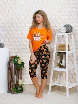 "783 Костюм ""лисы/оранжевый"""