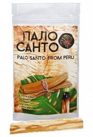 Благовоние Пало Санто Palo Santo 1 шт. (7-10 гр.)