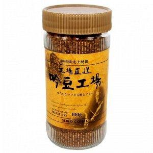 """Растворимый кофе """"Гинмамэкодзё"""" (стеклянная банка) 100 г"""