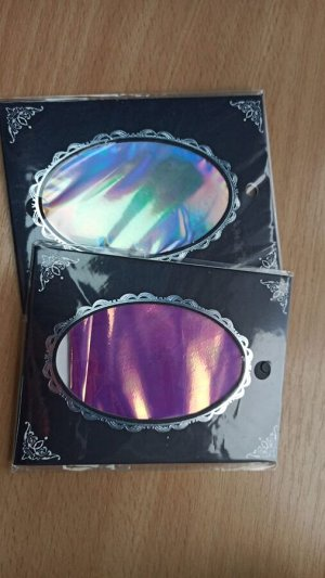 Фольга для ногтей с эффектом Битое стекло