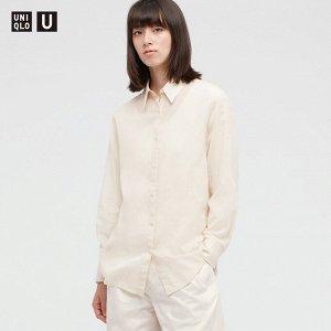 Рубашка женская, натуральный