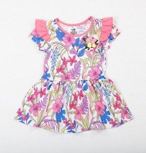 Batik Платье д/д 00049_BAT р.104 принт мультиколор