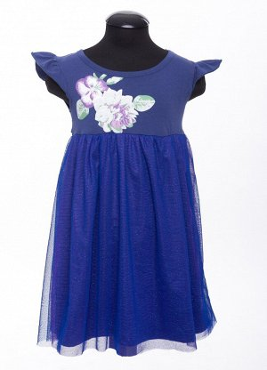 Batik Платье д/дев фуллайкра DS0060/10 р.116 синий