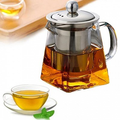 Чай рассыпной • Greenfield • Tess • TEATONE • Скидки — Чайники