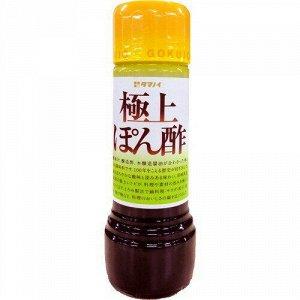 Понзу в стеклянной бутылке  «Винегар» 185 мл. /Япония/