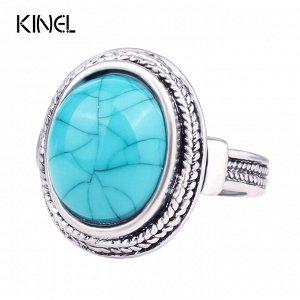 Винтажное кольцо в африканском стиле