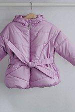 Куртка демисезонная Бонни Сирень