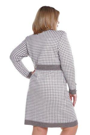 Платье-4257