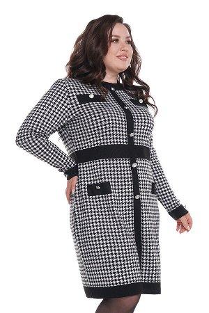 Платье-4252