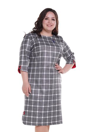 Платье-4175