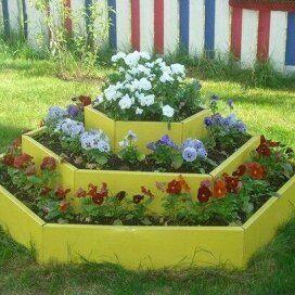 Лучший огород-дача. Подвязки, освещение, парники,  удобрения — Грядки, клумбы — Садовый инвентарь