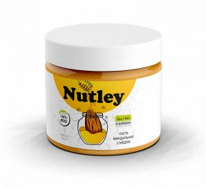 Миндальная паста с медом, 300 гр Nutley