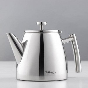 Чайник заварочный Wilmax England, 350 мл
