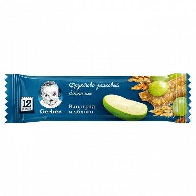 🌠 Легендарные марки детского питания! — Фруктовые батончики — Детская бакалея, печенье