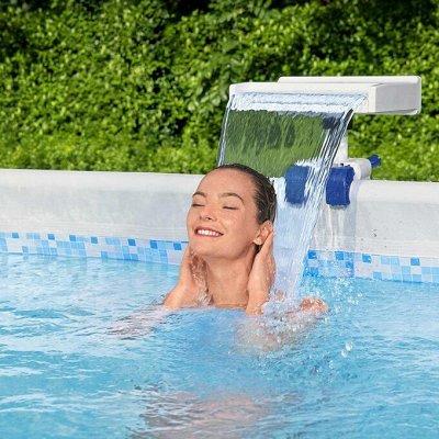 5 Готовимся к летнему сезону заранее!Аксессуары для бассейна