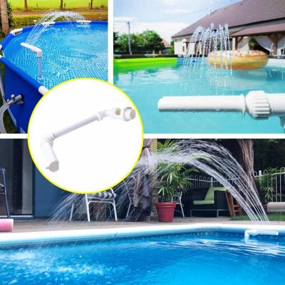 4 Готовимся к летнему сезону заранее!Аксессуары для бассейна — Комплектующие и аксессуары для бассейнов! — Плавание