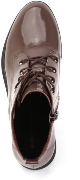 Ботинки Материал: Лак(натуральная лакированная кожа) Подкладка: Без подкладки Цвет: коричневый Сезон: Демисезон Розничная цена:5600руб 🔆Важно!!! Заказ автоматически подтверждается только после оплаты,
