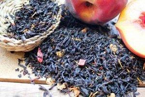 Айва с персиком черный чай 100гр