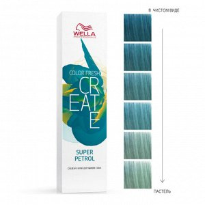 Супер петроль COLOR FRESH CREATE 60 мл