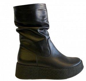 Ботинки зимние женские