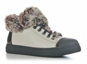 Ботинки зимние AIDINI, Белый